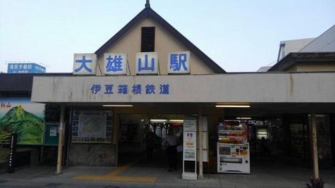 伊豆箱根鉄道大雄山線03
