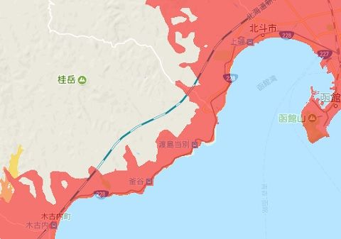 いさりび鉄道94