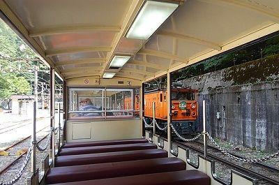 黒部渓谷鉄道47