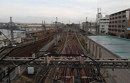 京都市営地下鉄烏丸線03