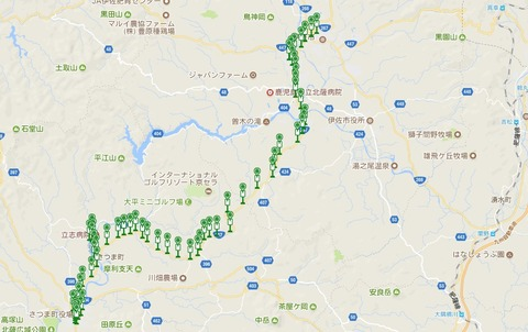 宮之城線a78