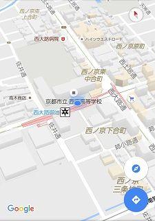 京都市営地下鉄東西線72