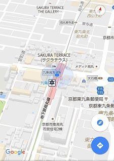 京都市営地下鉄烏丸線19