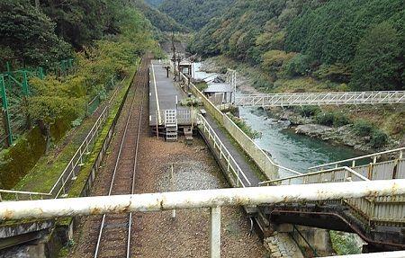 嵯峨野観光鉄道51