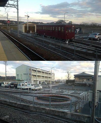 三岐鉄道北勢線b14