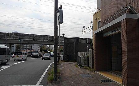 京都市営地下鉄東西線23