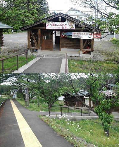 会津鉄道会津線a34
