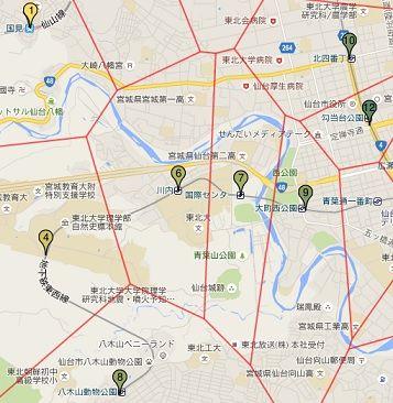 仙台市営地下鉄東西線65