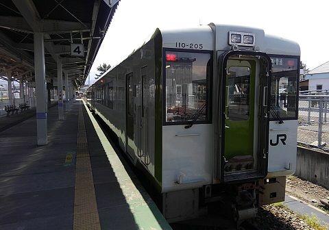 米坂線00