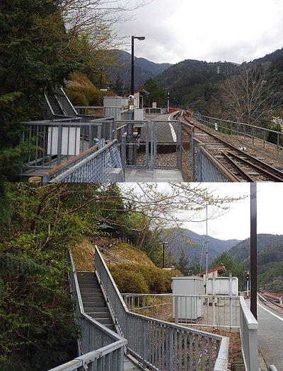 大井川鐵道井川線65