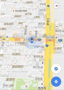 京都市営地下鉄烏丸線28