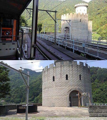 黒部渓谷鉄道13