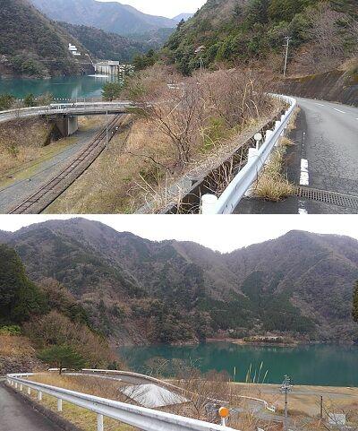 大井川鐵道井川線c43