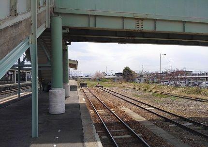 山形鉄道フラワー長井線07