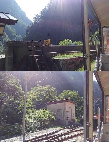 黒部渓谷鉄道75