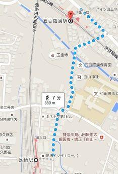伊豆箱根鉄道大雄山線06