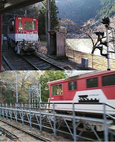 大井川鐵道井川線c24