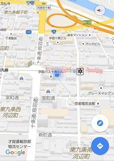 京都市営地下鉄烏丸線14