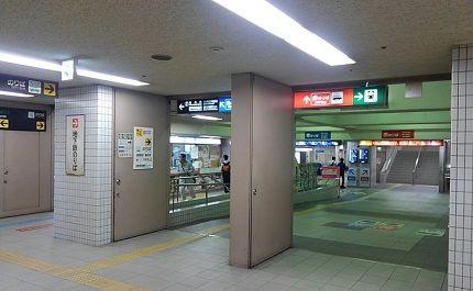 京都市営地下鉄烏丸線58