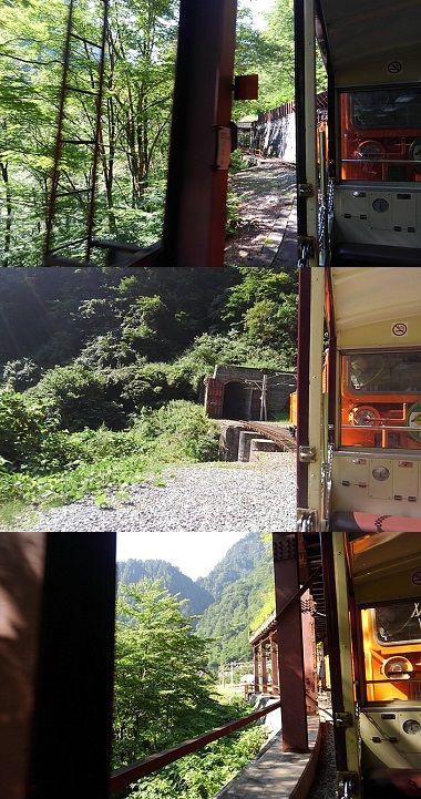 黒部渓谷鉄道69