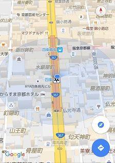 京都市営地下鉄烏丸線31