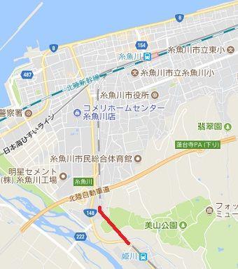 大糸線b57