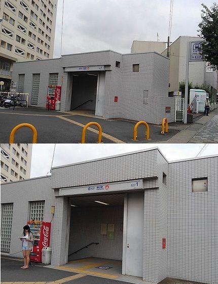 京都市営地下鉄東西線18