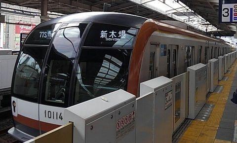 東京メトロ副都心線00
