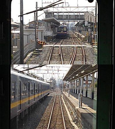 東武越生線20