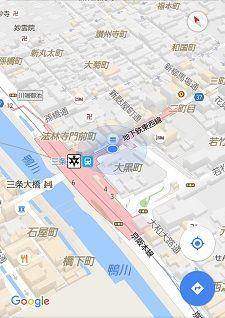 京都市営地下鉄東西線52