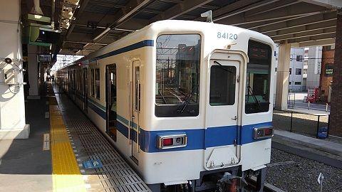 東武越生線00