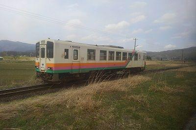 山形鉄道フラワー長井線34