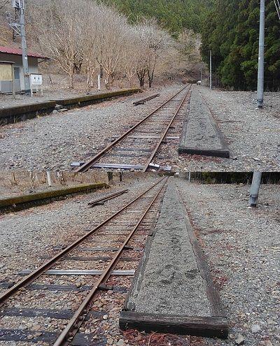 大井川鐵道井川線a27
