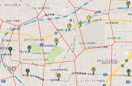 仙台市営地下鉄東西線63