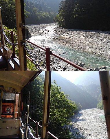 黒部渓谷鉄道52