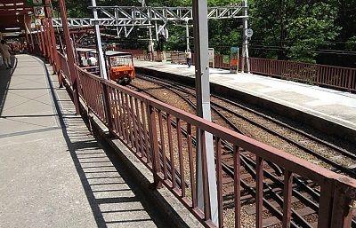 黒部渓谷鉄道67