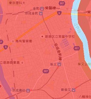 京成金町線08