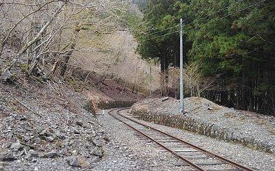 大井川鐵道井川線a30