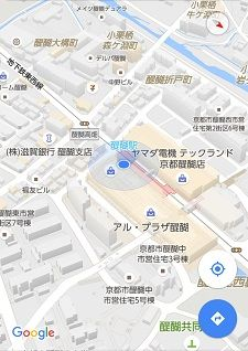 京都市営地下鉄東西線11