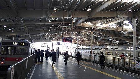 東急多摩川線07