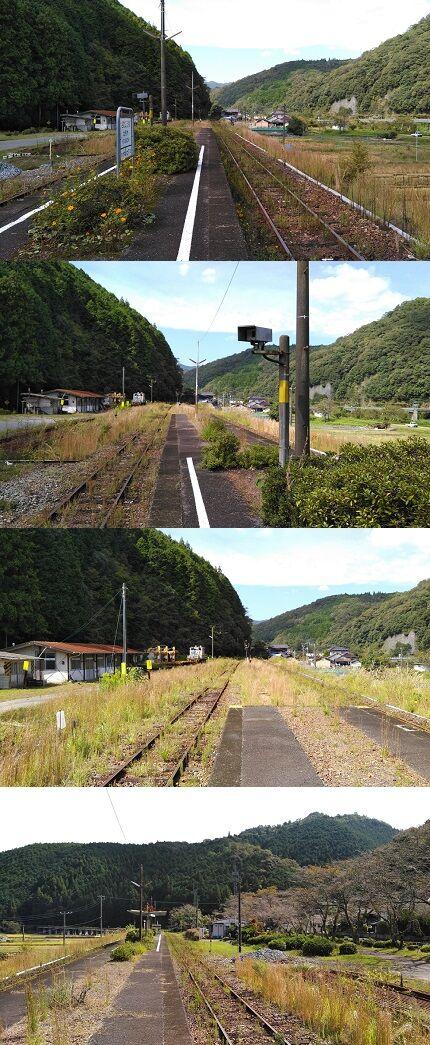 錦川鉄道a55