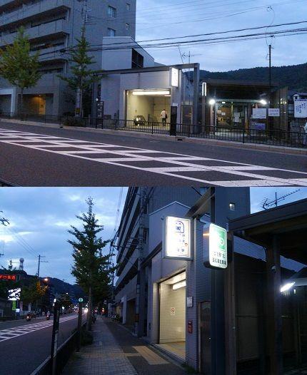 京都市営地下鉄東西線39