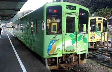 錦川鉄道b75