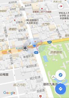 京都市営地下鉄烏丸線46