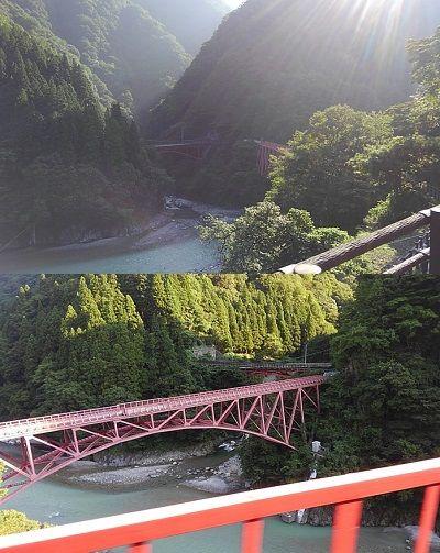 黒部渓谷鉄道10