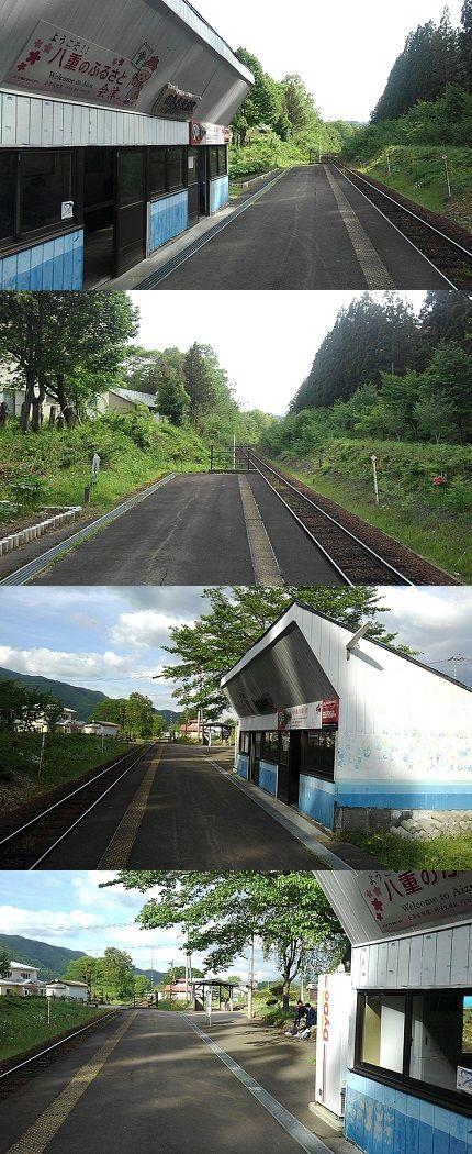 会津鉄道会津線a15