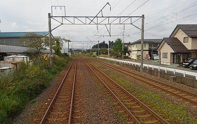 由利高原鉄道10