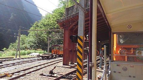 黒部渓谷鉄道83