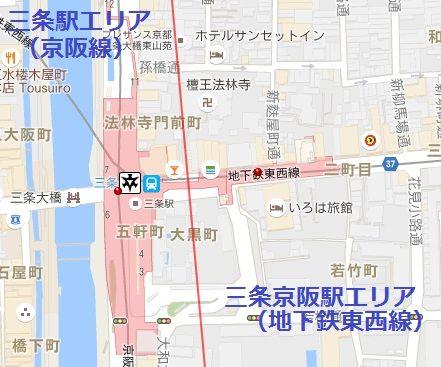 京都市営地下鉄東西線51