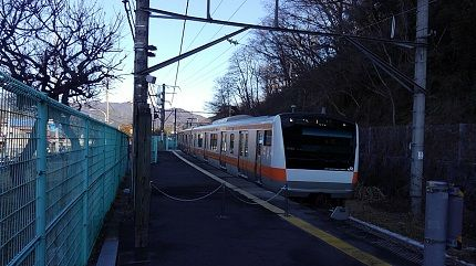 青梅線22